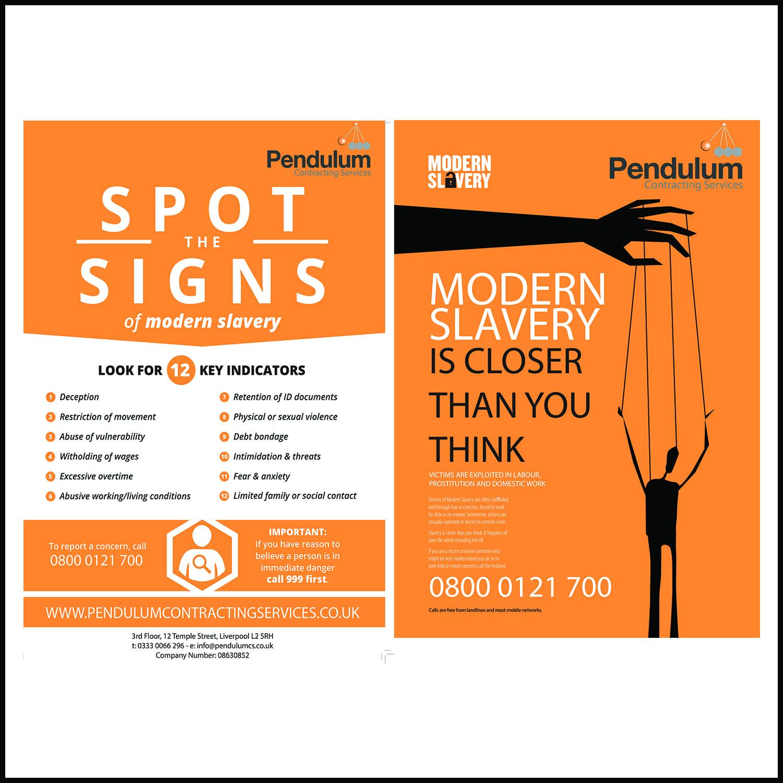 Recruitment Poster Design