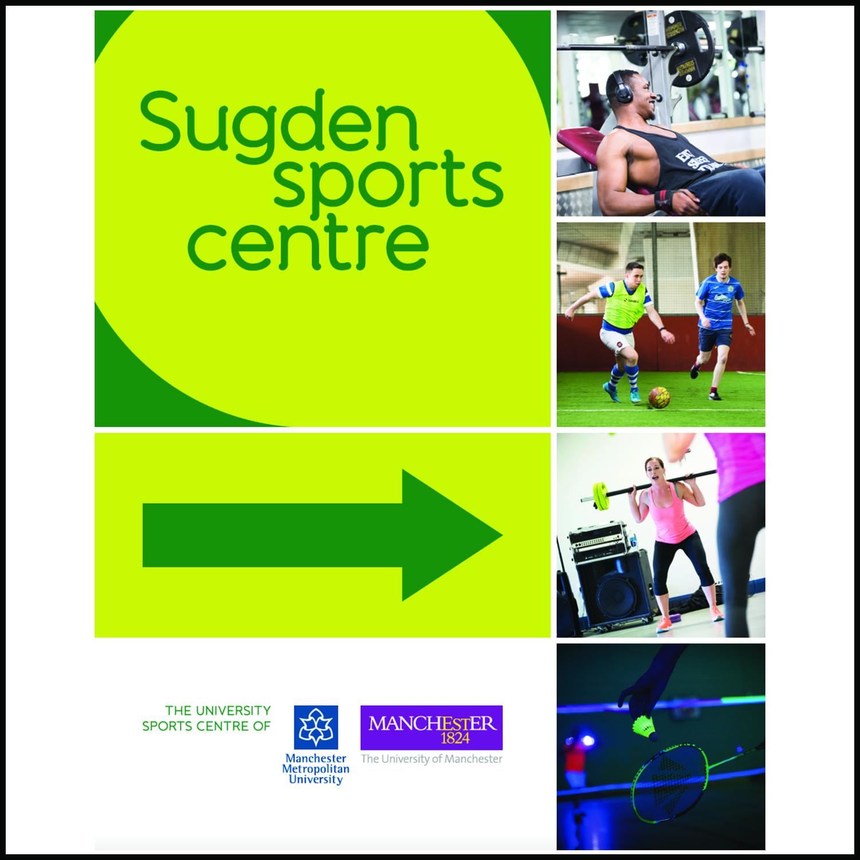 Sports Centre Signage Design